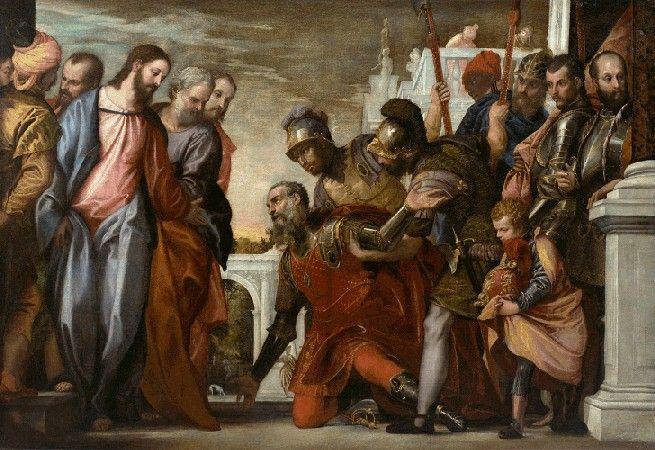 Faith That Amazes Jesus