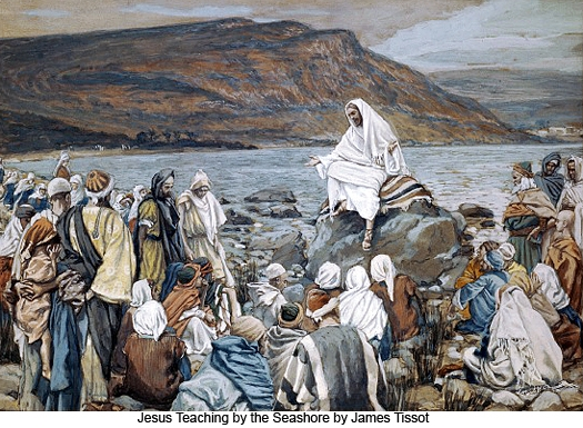 What the Galileans Received from the Son of God