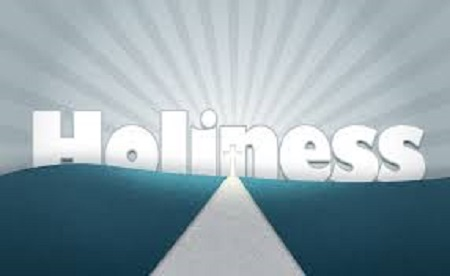 God's Holiness Expressed