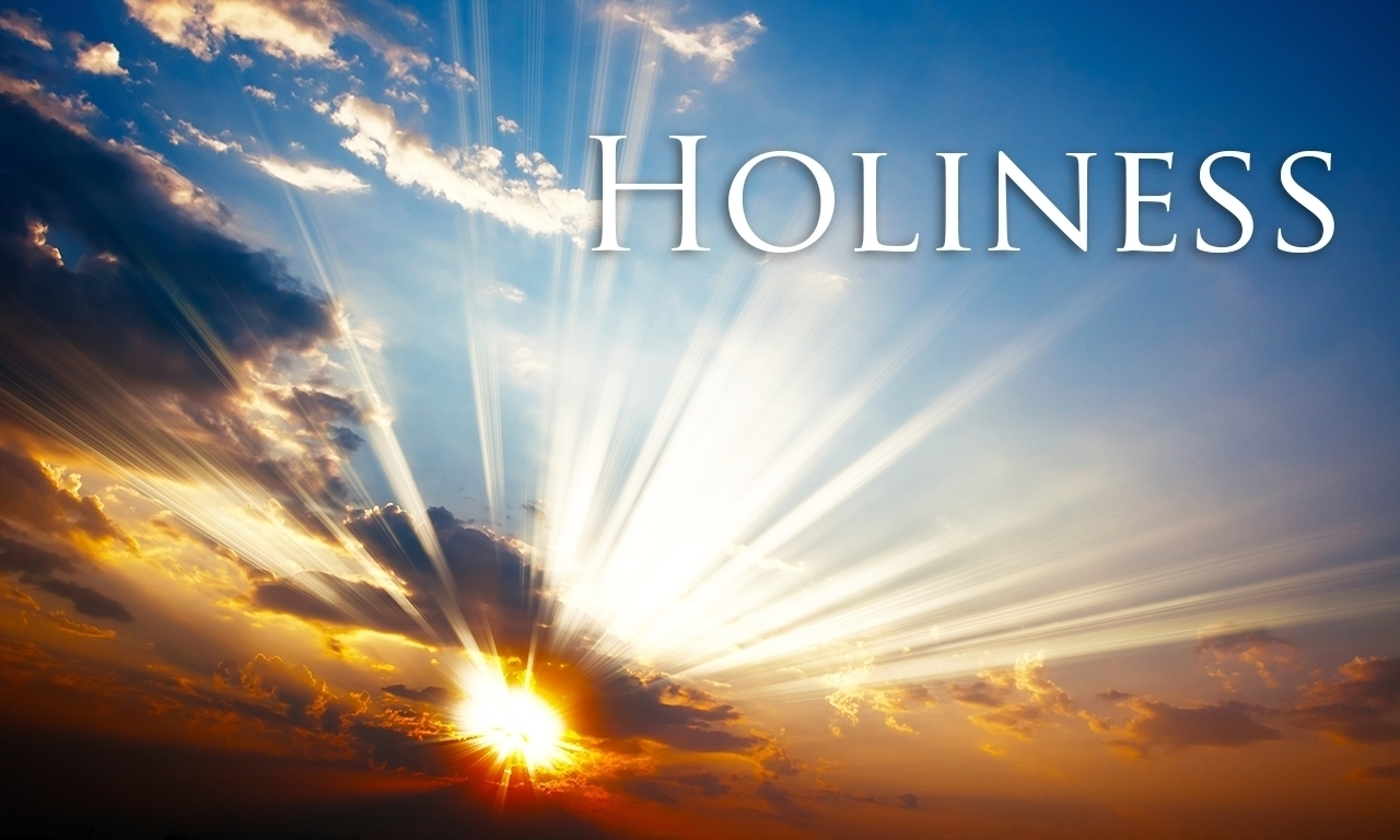 The Danger of Mis-Defining Holiness