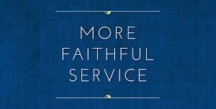 Faithful Ministry Exemplified