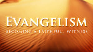 Being a Faithful Witness for Christ