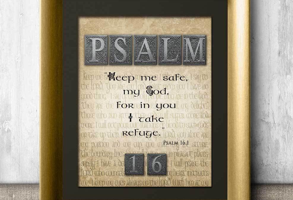 Finding Present Refuge in God, While Hoping in Future Refuge