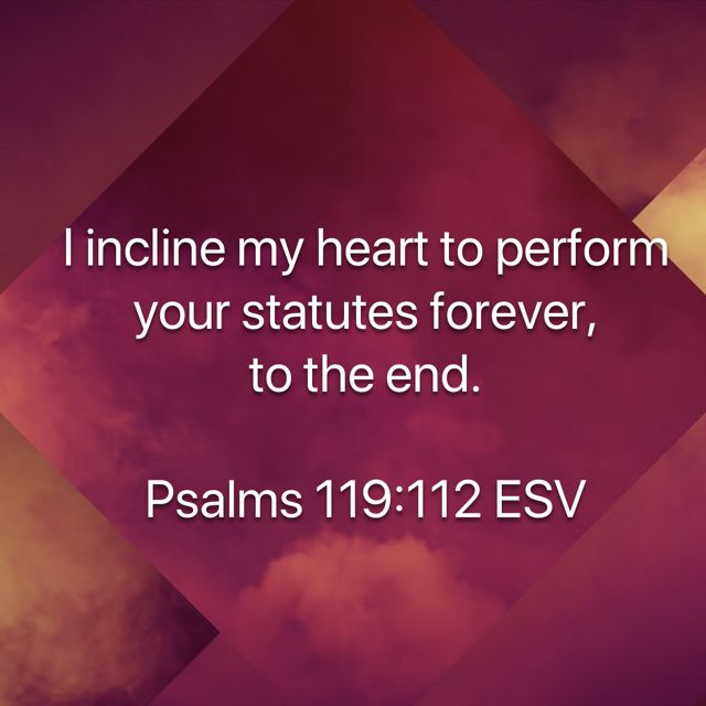 Honoring God by Turning Your Heart to His Word